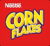 Nestle Corn Flakes brändi logo - hulgimüüja Abestock