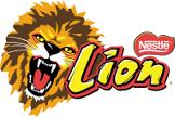 Lion brändi logo - hulgimüüja Abestock