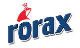 Rorax brändi logo - hulgimüüja Abestock